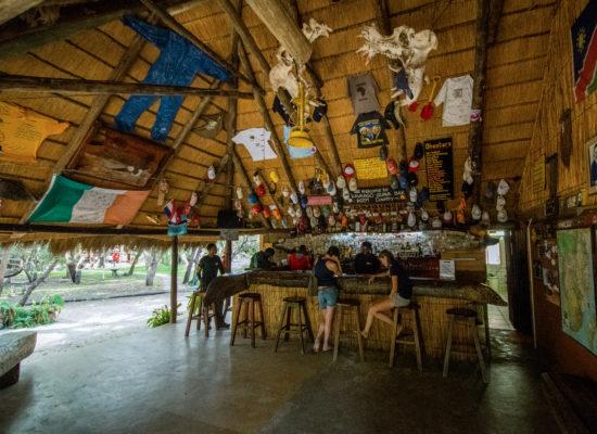 Lodge kantine Namibië